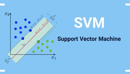 الگوریتم ماشین بردار پشتیبان SVM
