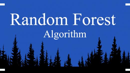 الگوریتم یادگیری ماشین جنگل تصادفی