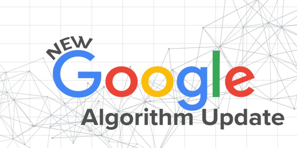 الگوریتم جدید Google