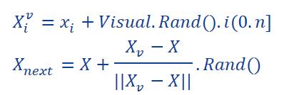 فرمول 1 الگوریتم ماهی