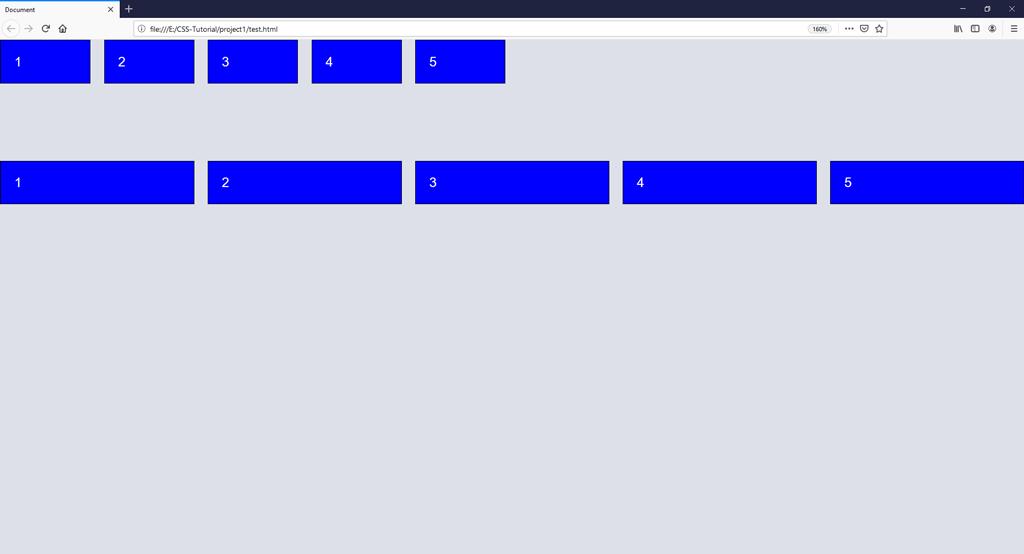 استفاده از auto-fill و auto-fit در دستور grid-template-columns در css