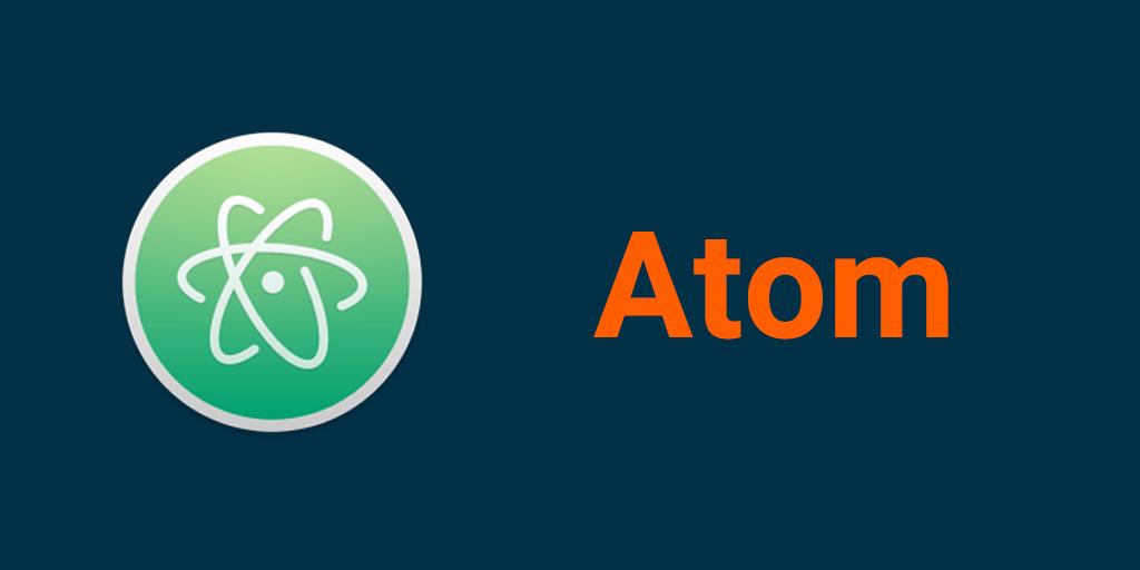 محیط برنامه نویسی پایتون Atom IDE