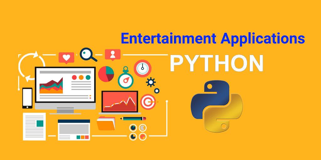 برنامه نویس برنامه های سرگرمی Entertainment Applications