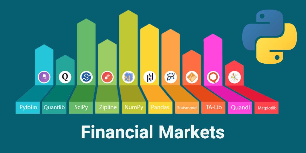 برنامه نویس بازارهای مالی Financial Markets