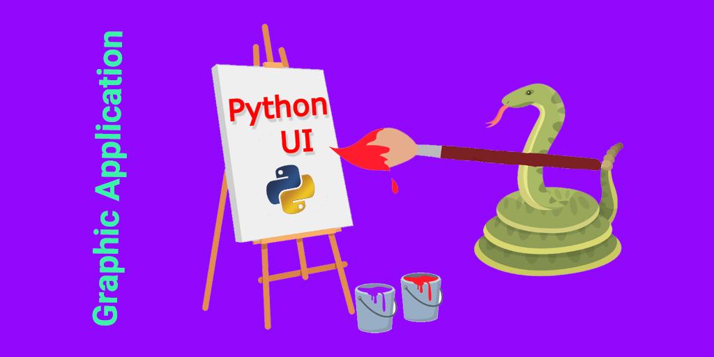 برنامه نویس برنامه های گرافیکی Graphic Application UI