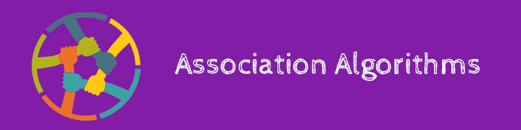الگوریتمهای وابستگی Association Algorithms