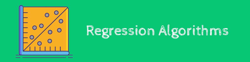 الگوریتمهای رگرسیون Regression Algorithms
